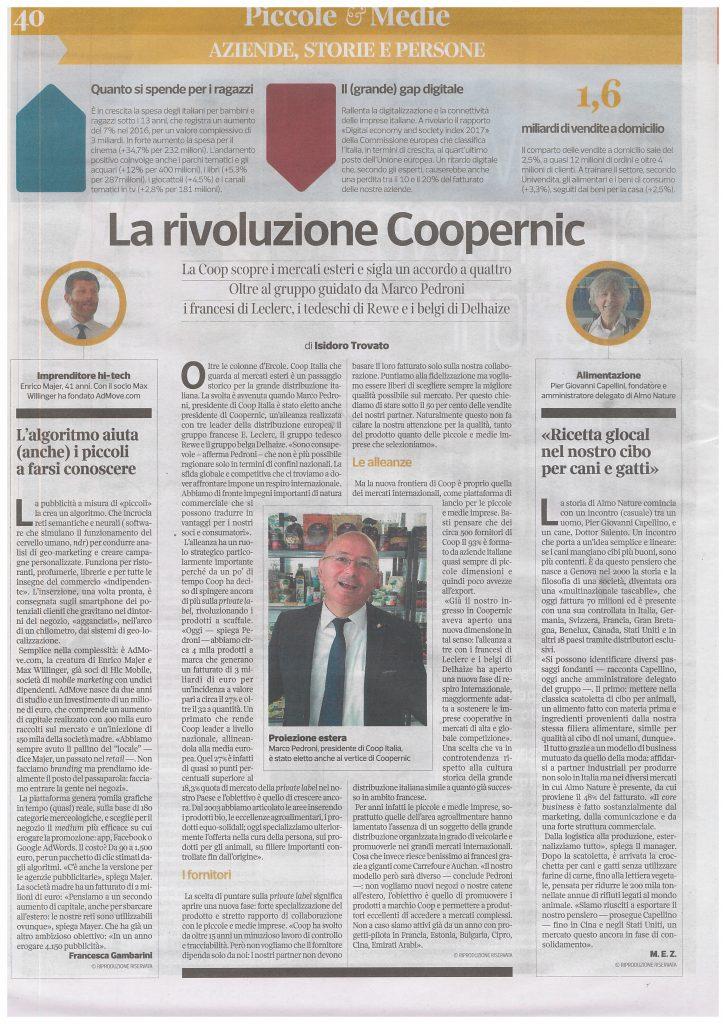 Corriere Economia Admove